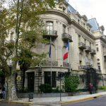 Palacio Ortiz Basualdo Anchorena Embajada de Francia Watertec Humedad de Cimientos