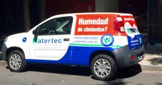 Autos Watertec Humedad de cimientos