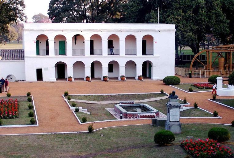 Casa Obispo Colombres Watertec Humedad de cimientos