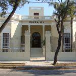 Escuela ESPEA Watertec humedad de cimientos