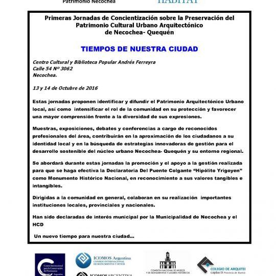 Primeras JOrnadas de Concientización sobre al Preservación del Patrimonio Cultutal Urbano Arquitectónico Watertec Humedad de cimientos