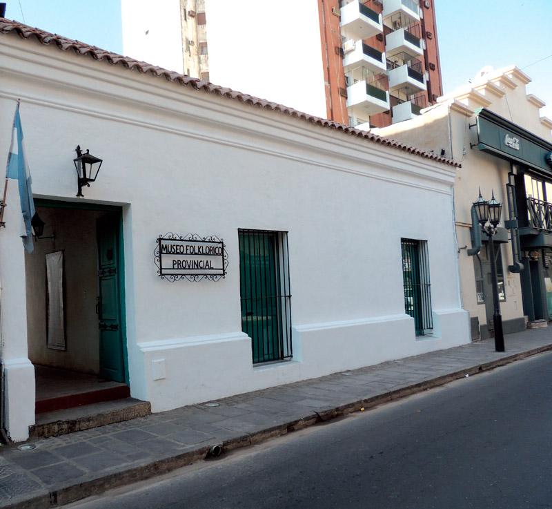 Museo Folclorico Provincial Watertec Humedad de cimientos