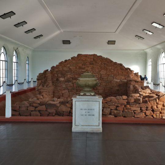 Casa Natal del general San Martín Watertec Humedad de Cimientos