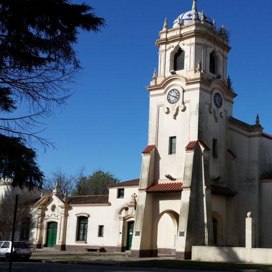 Iglesia de Chillar Watertec Humedad de Cimientos