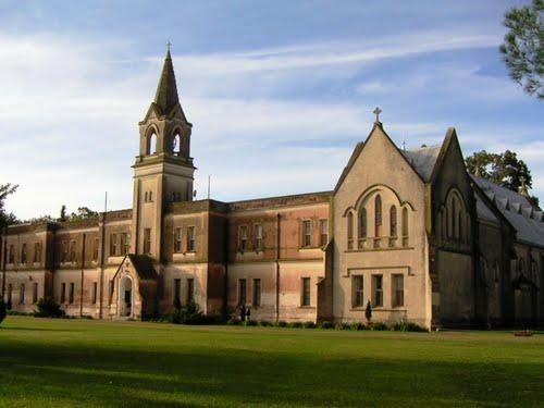 Monasterio San Pablo de la Cruz Watertec Humedad de Cimientos