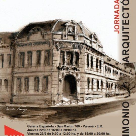 Jornada de Patrimonio arquitectónico Watertec Humedad de Cimientos
