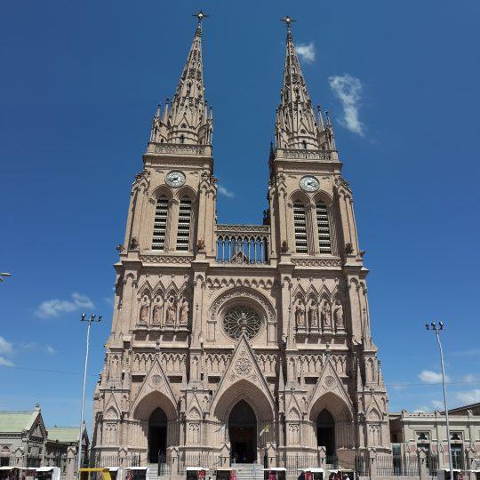 Basilica de Lujan Humedad de cimientos watertec