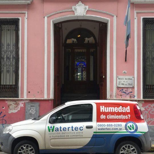 Watertec Museo Traje
