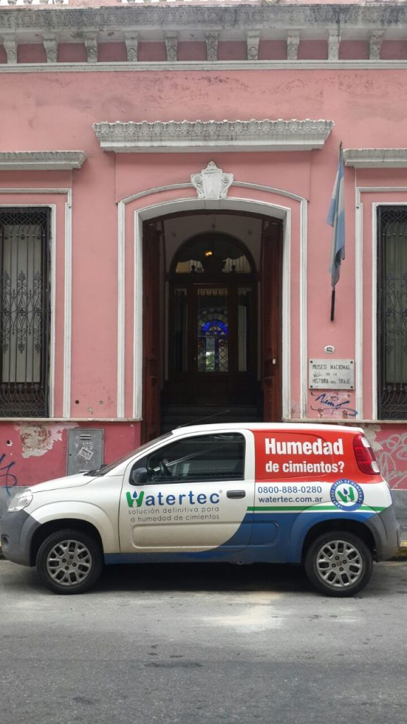 Watertec Museo Traje