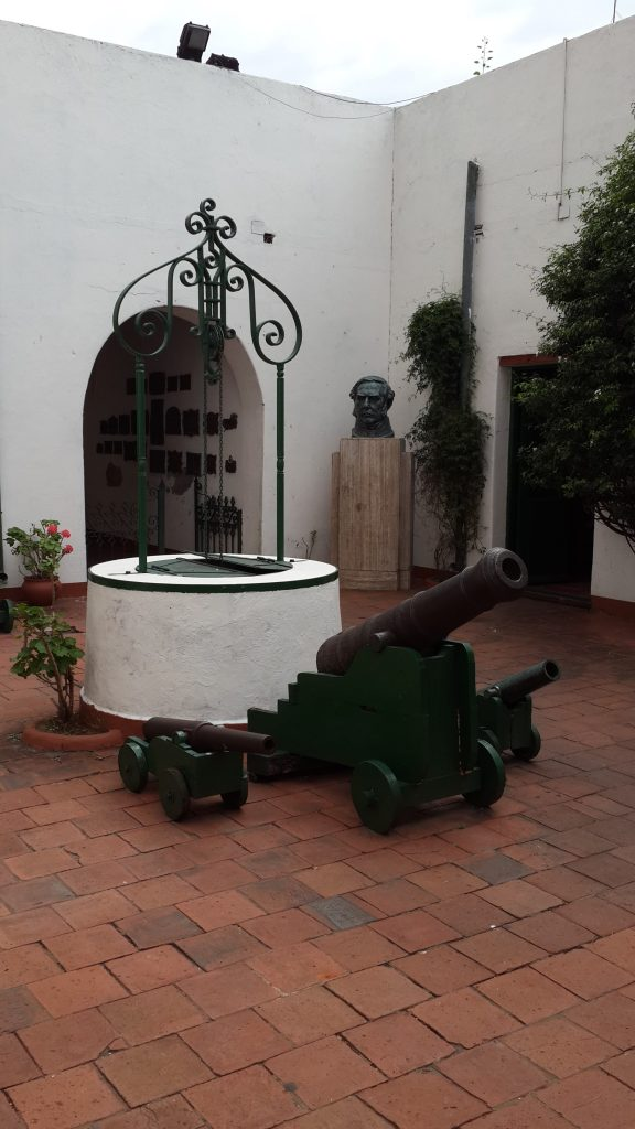 Watertec Museo y Biblioteca de la casa del acuerdo de San Nicolás