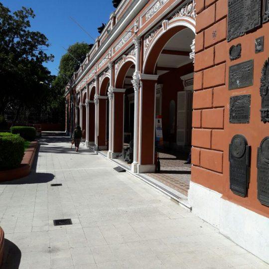 Watertec humedad cimientos museo histórico nacional